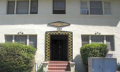 Building, 1107 Tijeras Ave NW, 0