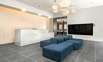Living Room, 717 S Clark St 2804, 2