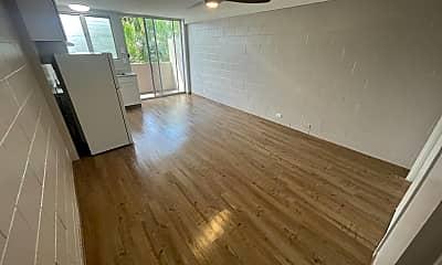 Living Room, 82 Kihapai St, 1