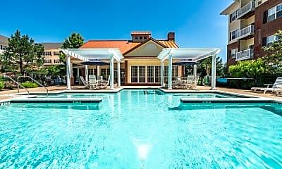 Pool, Alexander Heights 55+ Senior Living, 1