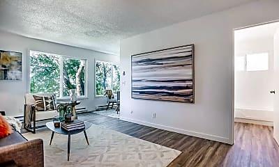 Living Room, 911 15th ST, 1