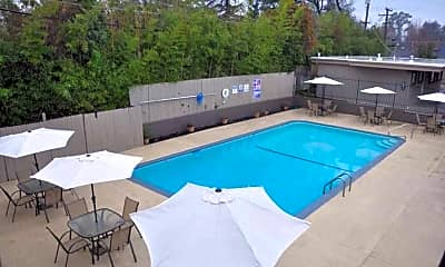 Pool, Azalea Court, 0