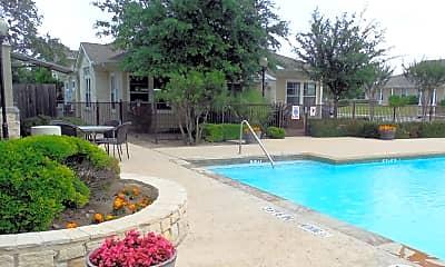 Pool, Legacy at Crown Meadows Townhomes, 2