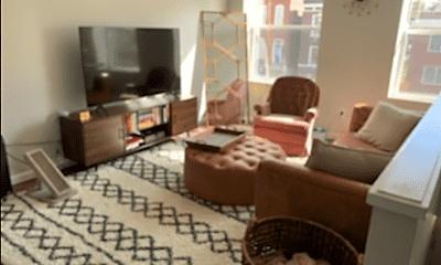 Living Room, 3845 Folsom Ave, 0