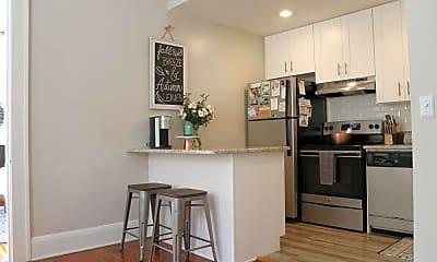 Kitchen, 2916 & 2918 W. Bay Vista Avenue, 0