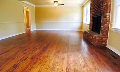 Living Room, 2600 Carlton Way, 1