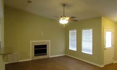 Living Room, 7302 Rodgers Dr, 1
