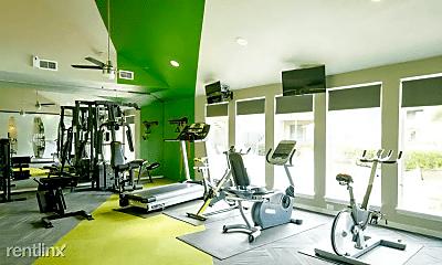 Fitness Weight Room, 10936 Meadowglen Ln, 1