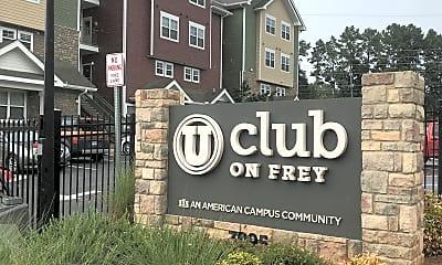 U Club On Frey, 1