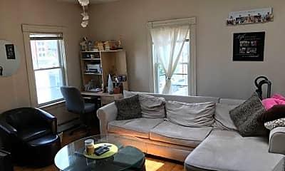 Living Room, 74 Gore St, 1