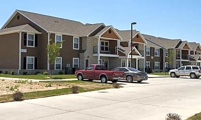 Building, The Reserves at Prairie Ridge Apartment Complex, 1