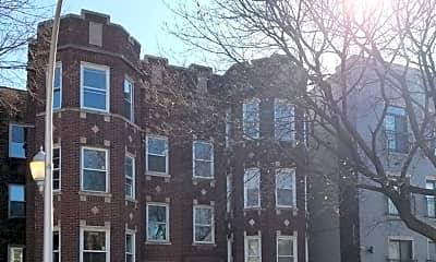 Building, 6647 S Drexel Ave 1, 0