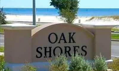 Community Signage, Oak Shores, 1