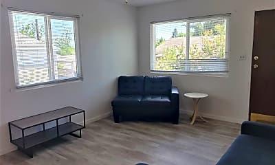 Living Room, 1625 Willis St, 1