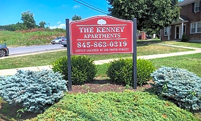 The Kenney Apartments, 1