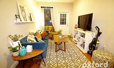 Living Room, 695 Sackett St 1-B, 0