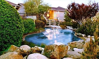 Lake, Westridge Apartments, 0