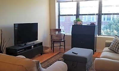 Living Room, 1753 W Berteau Ave, 1