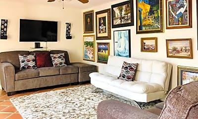 Living Room, 626 6th Terrace, 0