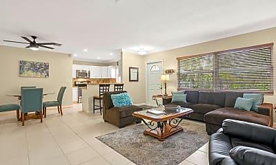 Living Room, 1123 Highland Beach Dr 3, 0