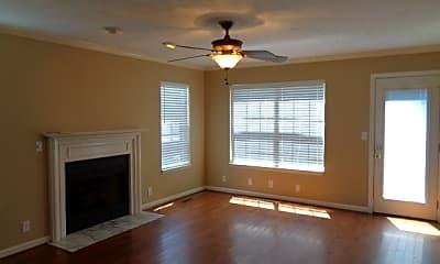 Living Room, 310 Crooked Oak Court, 1
