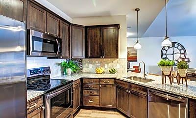 Kitchen, Sonoma Hill, 1