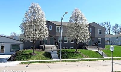 Building, 3057 S. 41st St., 1