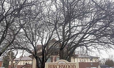 Community Signage, Birchwood, 1