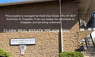 Community Signage, 642 Spokane St, 0
