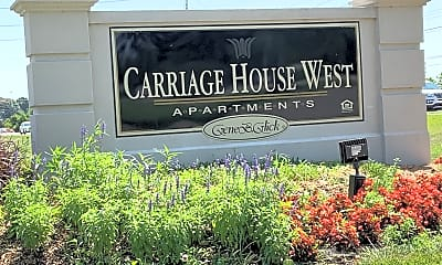 Carriage House West, 1