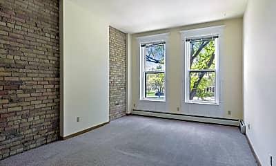Living Room, 1009 Park Ave 204, 0