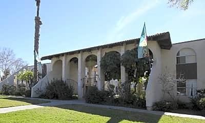 Building, Casa Granada, 1