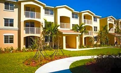 Building, The Oaks in North Miami, 1
