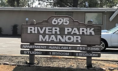 River Park Manor, 1