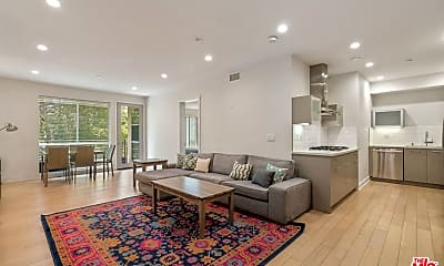 Living Room, 600 S Ridgeley Dr 204, 0
