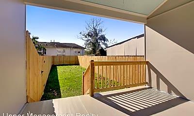 Patio / Deck, 2510 Bienville St, 2