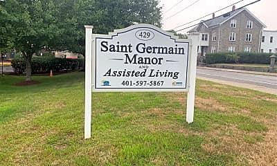 St. Germain Manor, 1
