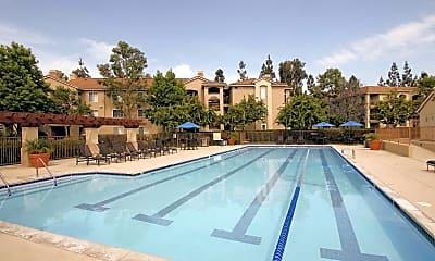 Pool, Central Park La Mesa, 0