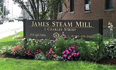James Steam Mill, 1