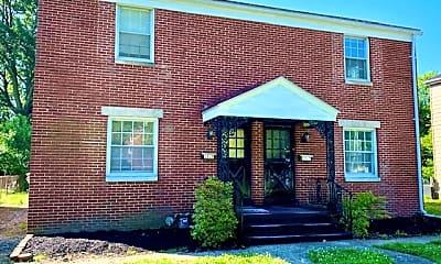Building, 2517 Adams Ave, 1