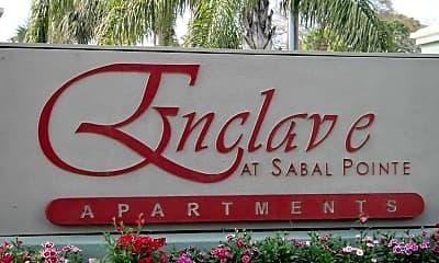 Building, Enclave at Sabal Pointe, 2