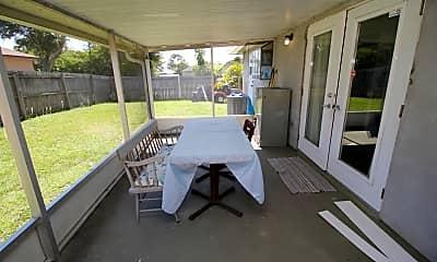 Patio / Deck, 674 August St SE, 2