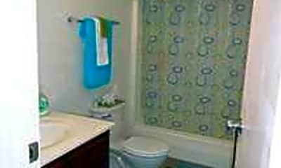 Bathroom, Orange Village, 2