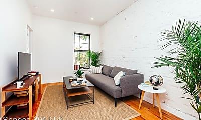Living Room, 801 Seneca Ave, 0