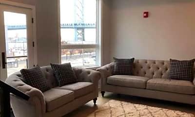 Living Room, 345 N Front St, 1