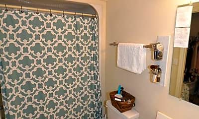 Bathroom, Ross Park 3/3 TH, 2
