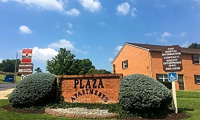 Plaza Apartments, 1