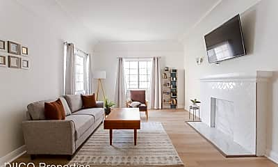 Living Room, 203 S Arnaz Dr, 0