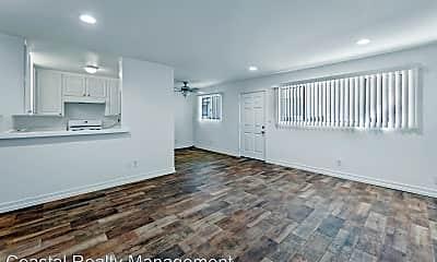 Living Room, 1311 Huntington St, 1
