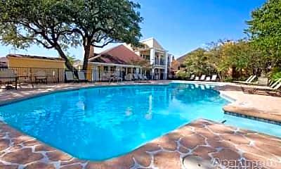 Pool, Balcones Woods, 0